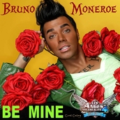 Album Be Mine Bruno Moneroe Photo de pochette