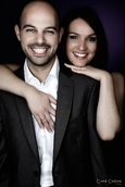 Shooting photo professionnel pour couple