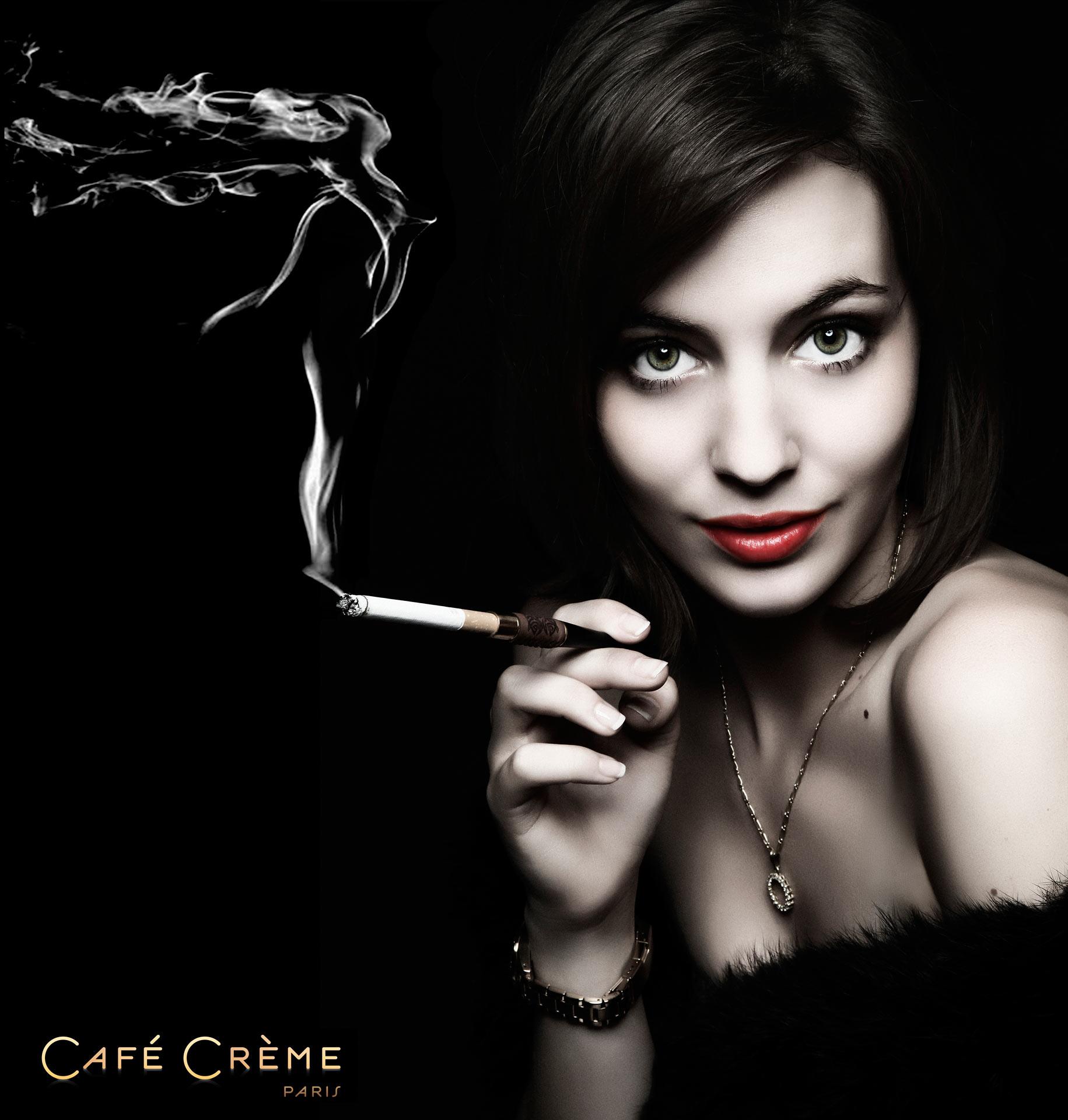 Creme Cafe De Paris